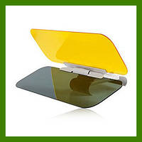 Солнцезащитный антибликовый козырек для авто HD Vision