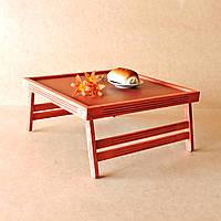 Столик-поднос для завтрака Мичиган коралл