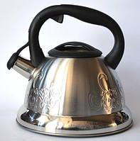Чайник со свистком на 3 л A-Plus AP-1235