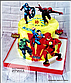 Вафельная картинка супер герои Мстители: Война бесконечности, фото 7
