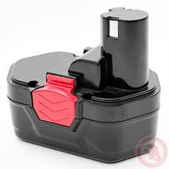 Аккумулятор 1200 mAh 18 В к DT-0312 INTERTOOL DT-0312.10