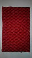 Автомобильная ткань на центра красная 002/6, фото 1