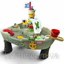 Ігровий водний стіл Піратський корабель Little Tikes 628566