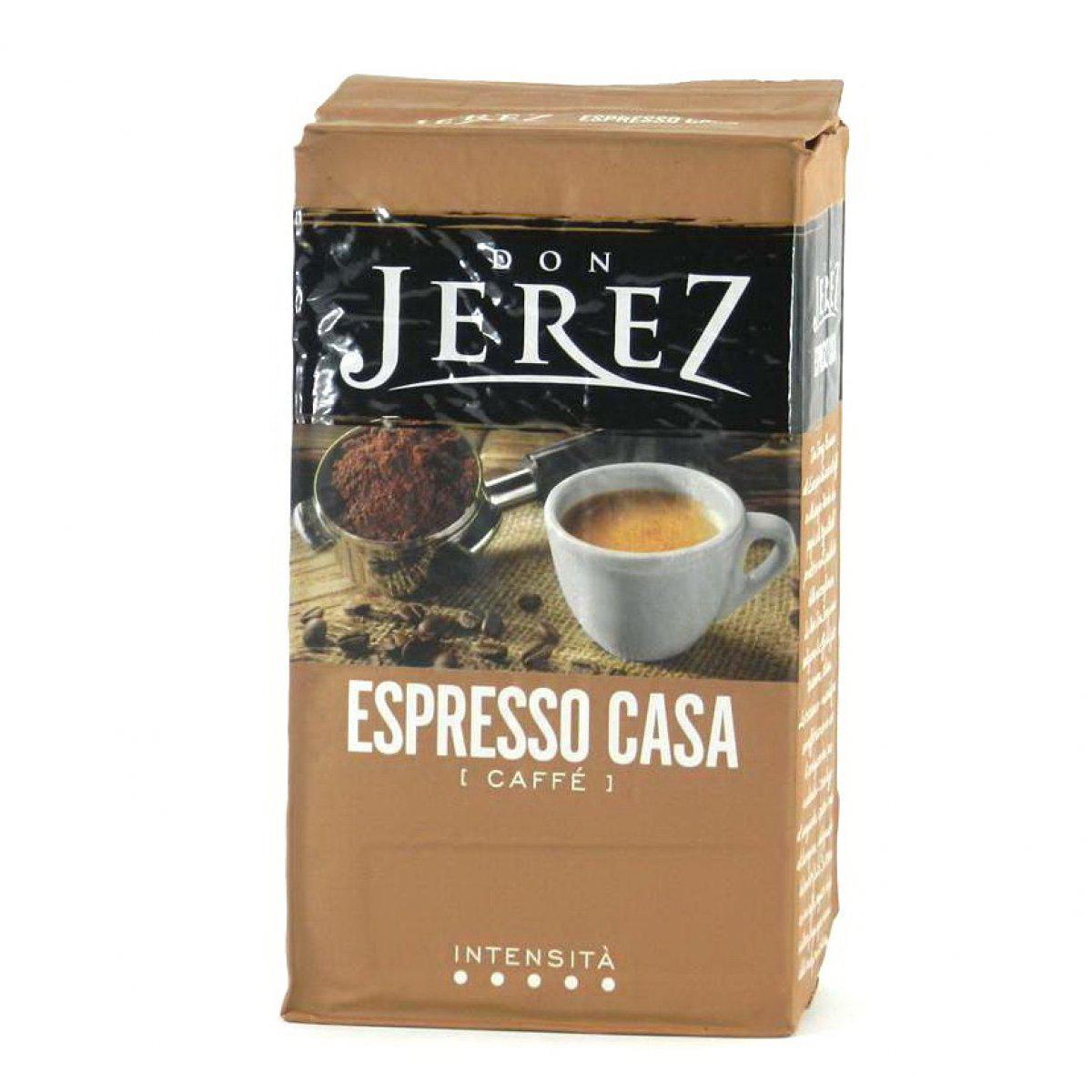 Кофе молотый Don Jerez Espresso Casa (кофе дон херес) 250 г.