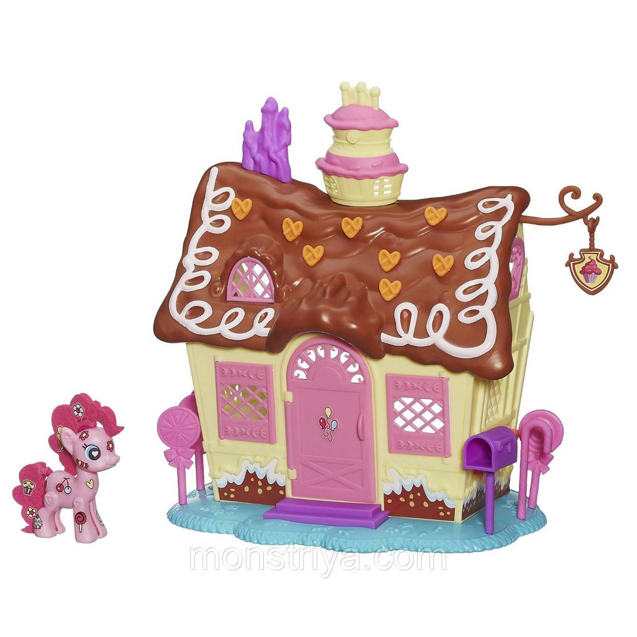 """Ігровий набір """"Пряниковий будиночок"""" Пінкі пай, Травень Літл Поні, My Lіttle Pony"""