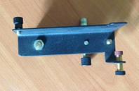Крепление лазерного рулетки на теодолит