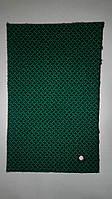 Автомобильная ткань на центра зеленая 002/8
