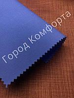 Рулонная штора LEN синий