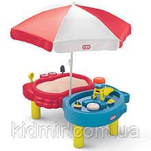 Ігровий стіл - пісочниця Тиха гавань Little Tikes 401L