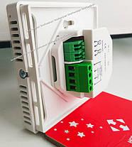 Терморегулятор программируемый с сенсорным управлением tft, фото 2