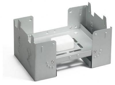 Пальник для твердого палива складна Esbit Pocket stove LARGE, фото 2