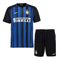 Футбольная форма Интер Милан  домашняя, сезон  2018-2019
