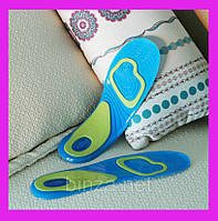 Женские Гелевые стельки для обуви на каждый день schol Active Gel!Акция