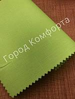 Рулонная штора LEN салатовый, фото 1