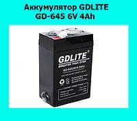 Аккумулятор GDLITE GD-645 6V 4Ah