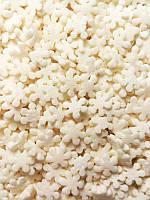 Посыпка Снежинки белые 50 грамм