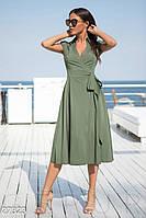 Струящиеся летнее платье 42,44,46,48,50,52,54