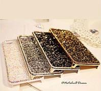 Чехлы в камнях Swarovski  для Iphone 5/5S/5SE