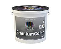 """Краска акриловая CAPAROL PREMIUM COLOR без эффекта """"письма""""  B3-транспарентная 2,35л"""