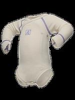 Термободик детский с длинным рукавом на кнопках Soft Norveg