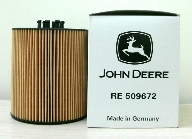 Масляный фильтр John Deere, RE509672
