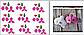 Вафельные картинки для вафельной флористики орхидея салатовая, фото 2