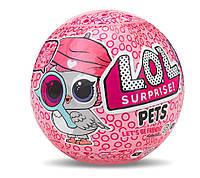 Кукла Лол Петс Декодер 4 серия Оригинал 552093 (LOL Surprise Pets Decoder S4 Series)
