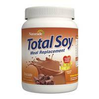 Total Soy коктейль для похудения 540 г  вкус шоколада Naturade