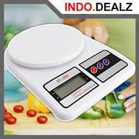 Весы кухонные ОТ 1 г  ДО 10 кг