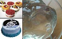 Декор гель для покрытия вафельной картинки и фруктов 500г
