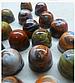Диск поликарбонатная форма для шоколадных конфет, фото 6