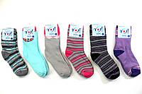 Детские махровые носки 19- 20 см