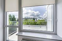 Балконный блок Rehau 70  с монтажом и доставкой