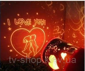 Лазерный проектор Love star