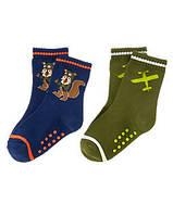 Детские носочки для мальчика (2 пары)  4-5 лет