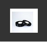 Лента атласная ( h -1,3см  ) черная