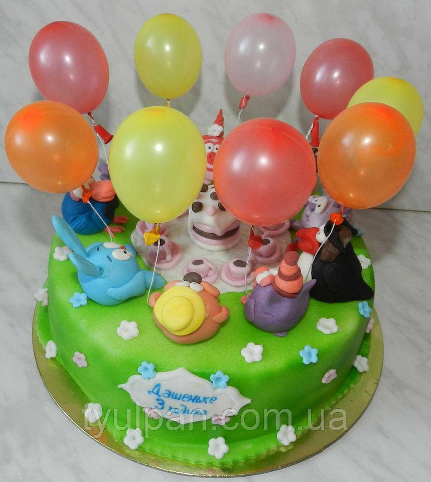 Мини шарики  для торта ассорти (10шт)