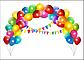Мини шарики  для торта ассорти (10шт), фото 2