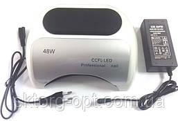 Лампа для сушіння нігтів ультрафіолетом Beauty nail 18K