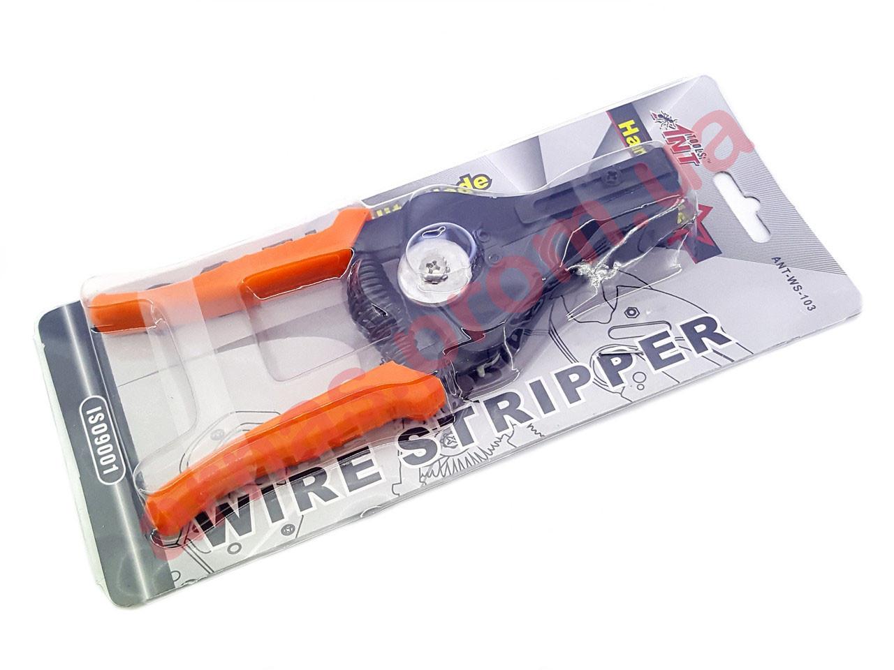 Съемник изоляции стриппер Ant-WS-103 (3-59)