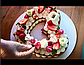 Насадка кондитерская круглая для торта сердце мильфей, фото 4