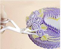 Ножнички ножницы кондитерские   для снятия роз из крема