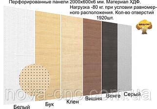 Перфорированные панели
