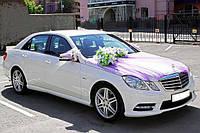 белый Mercedes Benz w212 E Class, фото 1