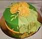 Пищевые гелевые красители пр-ва топ продукт 100г зеленый, фото 5