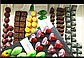 Поликарбонатная форма для шоколадных конфет квадрат  №103, фото 5