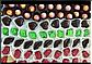 Пралине поликарбонатная форма для шоколадных конфет, фото 9