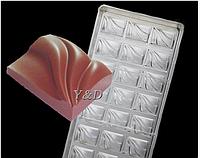 Прямоугольник поликарбонатная форма для шоколадных конфет