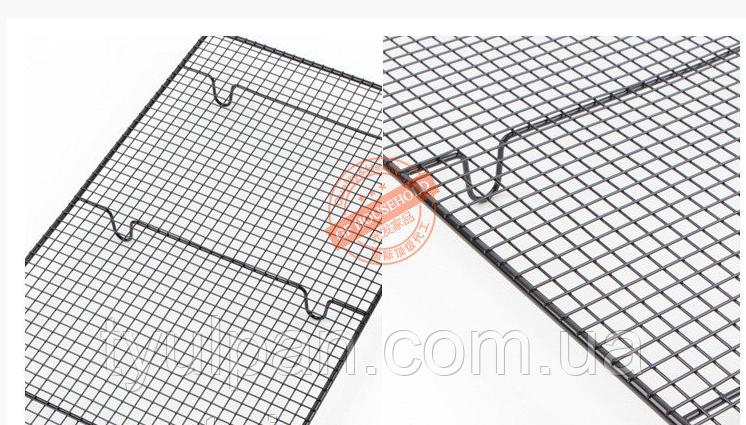 кондитерская Решетка сетка для глазирования  глазировки 40см *25 см