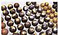 Сердце в сердце поликарбонатная форма для шоколадных конфет, фото 6